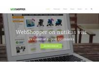 "E-pood nutikale <a href=""http://webshopper.ee"" target=""_blank"">WebShopper</a>"