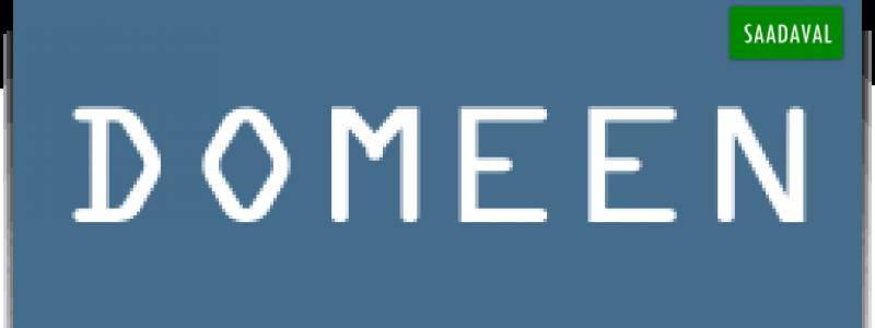 Domeen müügis: domeenipood.ee