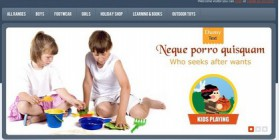 Kids Store