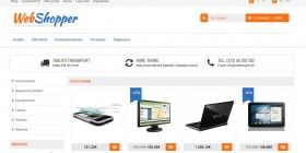 WebShopper Electronics