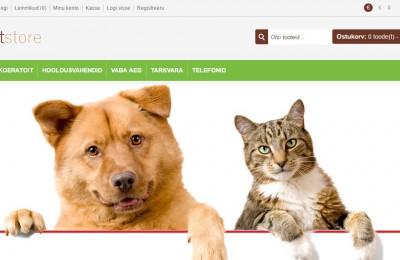 WebShopper Pets